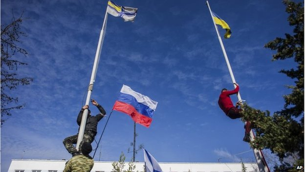 Assessing the Response to the Crimean Crisis