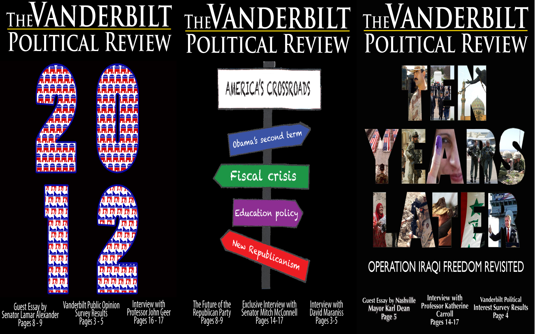 VPR 2012-2013 Year in Review