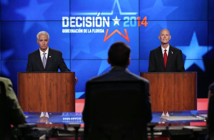 2014 Gubernatorial Elections: A Race to Remember