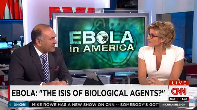 An Epidemic of Fear: The Media's Response to Ebola