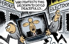Oh no. Another Stupid, Unoriginal Opinion on Ferguson.