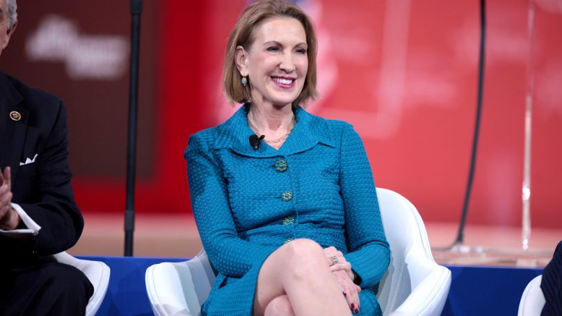 iCarly: Carly Fiorina is Taking Over the Internet and the 2016 Race
