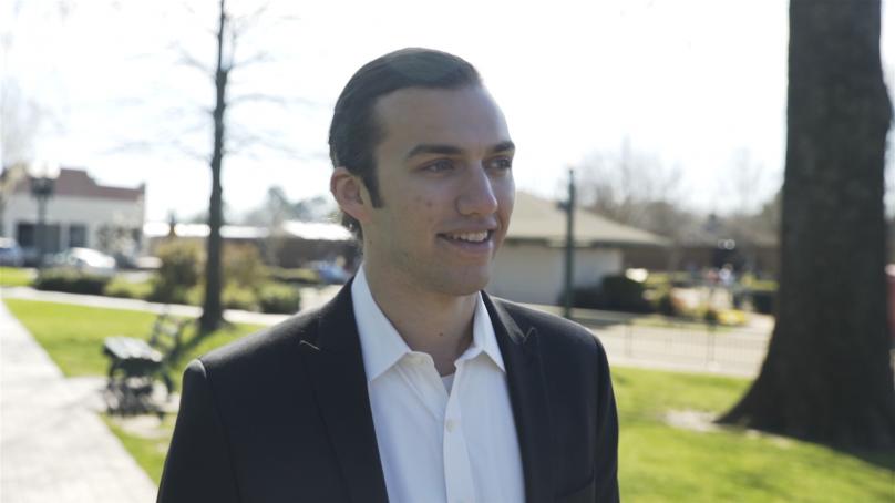 Robert Schutt: Student, Politician