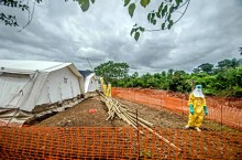 Ebola: Panic or Pandemic?